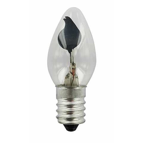 lampadina flick flame piccola